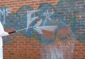 Suca Multi Diensten - Specialistisch schoonmaak - Het verwijderen van grafitti - ook met spoed